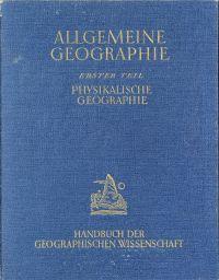 Allgemeine Geographie.