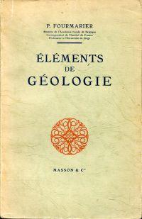 Éléments de Géologie.