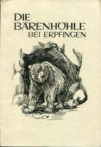 Die Bärenhöhle bei Erpfingen.
