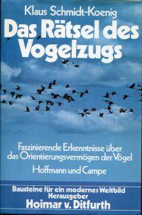 Das Rätsel des Vogelzugs. Faszinierende Erkenntnisse über das Orientierungsvermögen der Vögel.