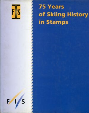 75 years of skiing history in stamps. [1924-1999] to celebrate the 75th anniversary of the International Ski Federation (FIS), the Olympic Winter Games and the Swiss Academic Skiclub (SAS).