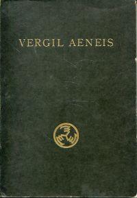 Aeneis.  Übertragungen von Goetz von Preczow.