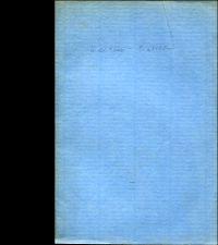 Bernhard Walthers Privatrechtliche Traktate aus dem 16. Jahrhundert, vornehmlich agrarrechtlichen, lehen- und erbrechtlichen Inhalts. Hier nur: Einleitung.