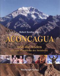 Aconcagua und die Anden bis zum Wendekreis des Steinbocks.