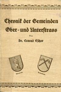 Chronik der Gemeinden Ober- und Unterstraß.